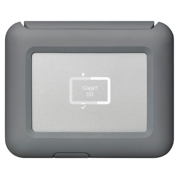 "Внешний жесткий диск 2.5"" LaCie 2TB DJI Copilot (STGU2000400)"