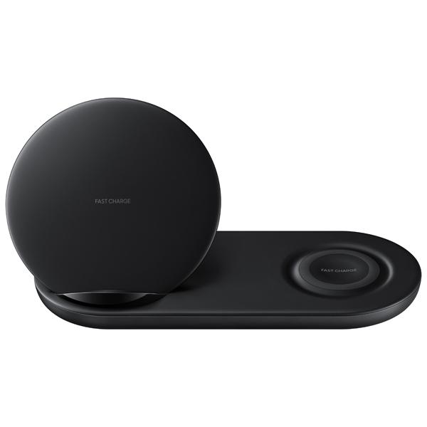 Купить Беспроводное зарядное устройство Samsung EP-N6100 Black в каталоге интернет магазина М.Видео по выгодной цене с доставкой, отзывы, фотографии - Краснодар
