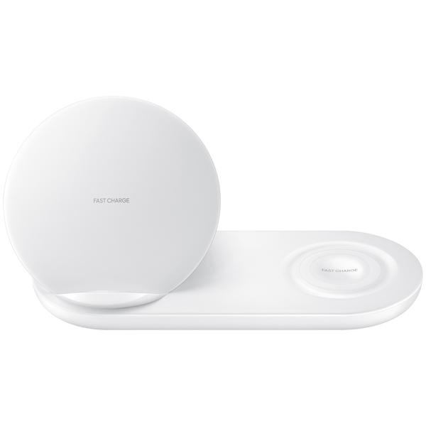Купить Беспроводное зарядное устройство Samsung с функцией быстрой зарядки EP-N6100, White в каталоге интернет магазина М.Видео по выгодной цене с доставкой, отзывы, фотографии - Томск
