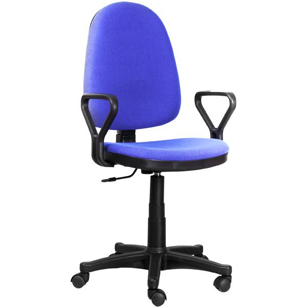 Кресло компьютерное Recardo Assistant GTPPN C6, Blue