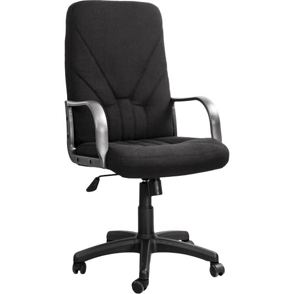 Кресло компьютерное Recardo Leader DF PLN C11, Black