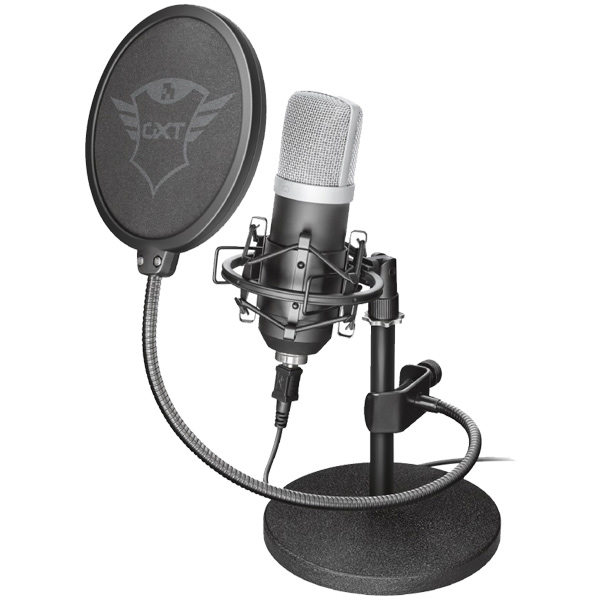 Микрофон для компьютера Trust GXT 252 Emita Streaming Microphone (21753)
