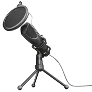 Микрофон для компьютера Trust GXT 232 Mantis (22656)