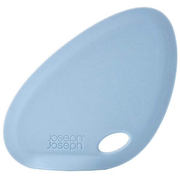Скребок для миски Joseph Joseph Fin Light Blue 20076