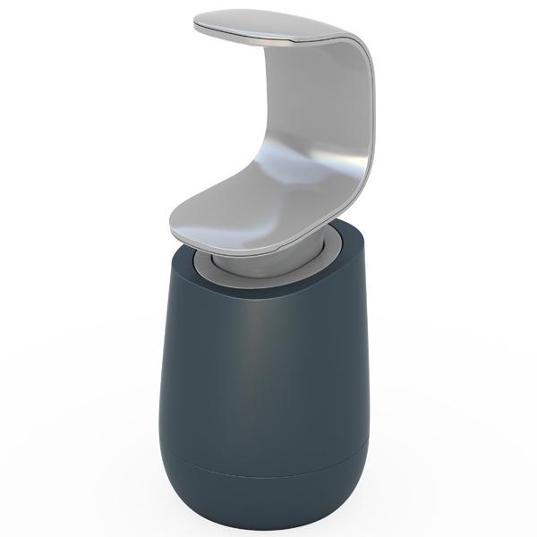 Купить Диспенсер для мыла Joseph Joseph C-Pump Grey 85054 в каталоге интернет магазина М.Видео по выгодной цене с доставкой, отзывы, фотографии - Пенза