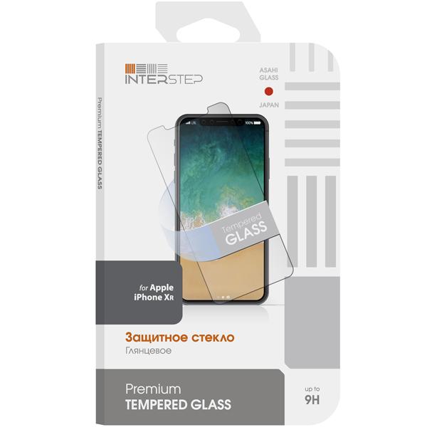 Защитное стекло для iPhone InterStep для iPhone XR