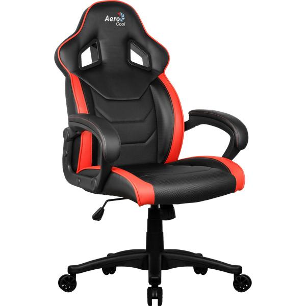 Кресло компьютерное игровое Aerocool AC60C AIR-BR