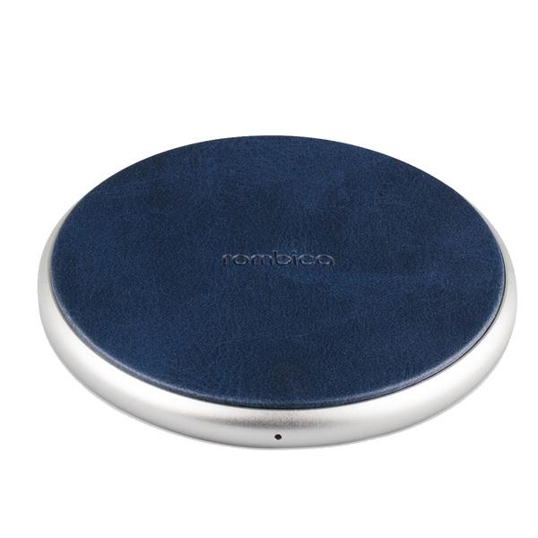 Беспроводное зарядное устройство Rombica Neo Q15, Blue