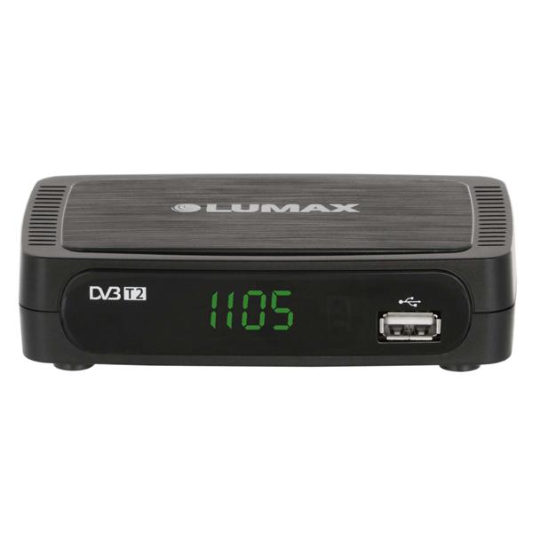 Приемник телевизионный DVB-T2 Lumax DV2107HD