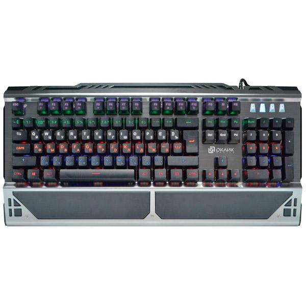 Игровая клавиатура Oklick — 980G