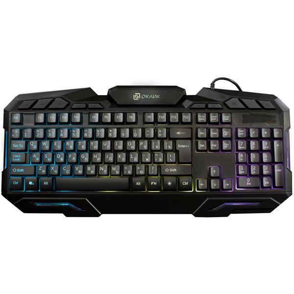 Игровая клавиатура Oklick — 700G