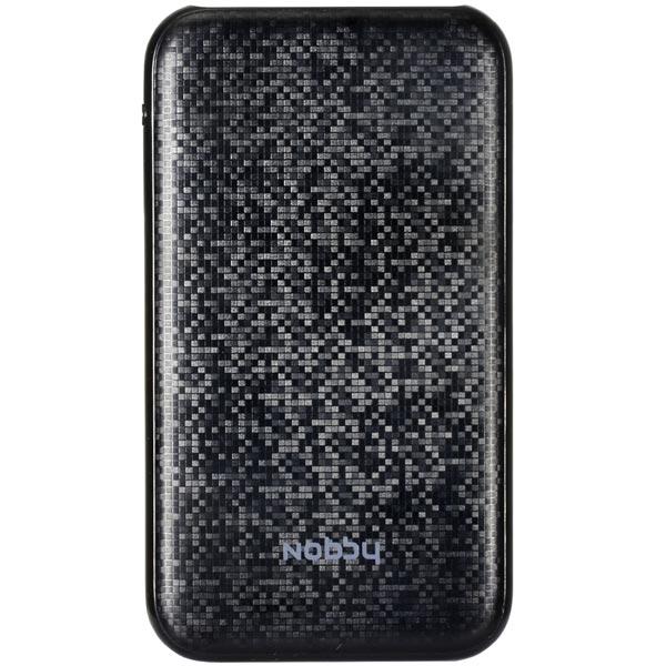Внешний аккумулятор Nobby Pixel NBP-PB-05-05 Black (5000mAh, Li-pol)