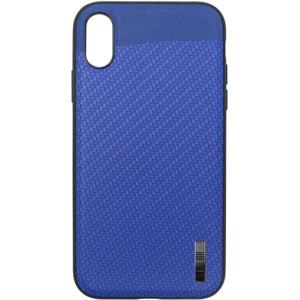 Чехол для iPhone InterStep UNIQIO ADV iPhone XR синий