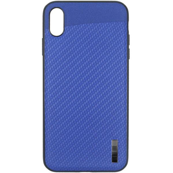 Чехол для iPhone InterStep UNIQIO ADV iPhone Xs Max синий
