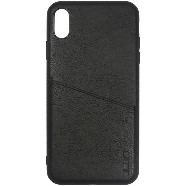 Чехол для iPhone InterStep ANTIQUE POCKET ADV iPhone Xs Max черный