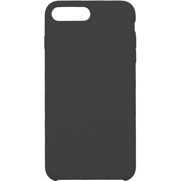 Чехол для iPhone InterStep SOFT-T METAL ADV iPhone 8 Plus/7 Plus серый