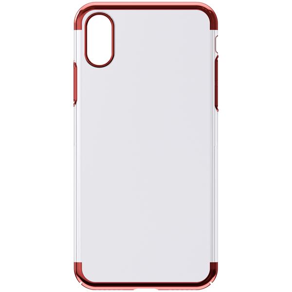 Чехол для iPhone InterStep DECOR ADV iPhone Xs красный
