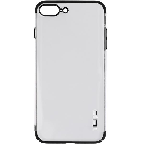 Чехол для iPhone InterStep DECOR ADV iPhone 8 Plus/7 Plus черный