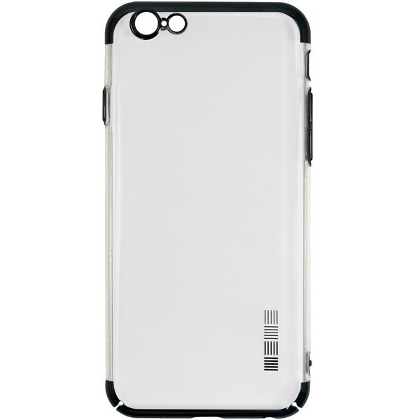 Чехол для iPhone InterStep DECOR ADV iPhone 8/7 черный
