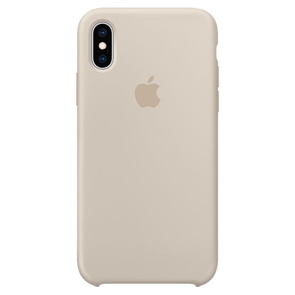 купить чехол для Iphone Apple Iphone Xs Max Silicone Case Stone в