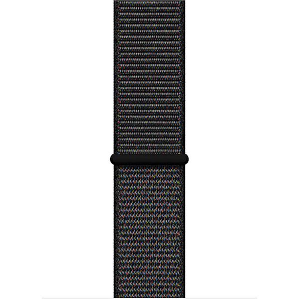 Ремешок Apple 44mm Black Sport Loop Regular