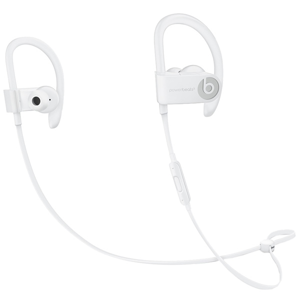 Спортивные наушники Bluetooth Beats — Powerbeats3 Wireless White