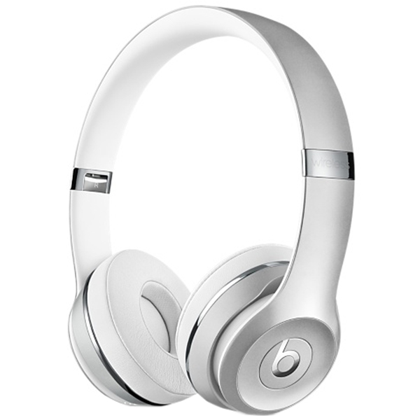 Наушники Bluetooth Beats Solo3 Wireless Silver