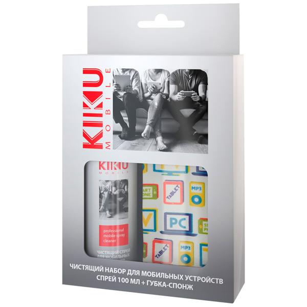 Чистящее средство для мобильной техники KIKU Mobile набор для мобильных устройств (арт. 008)