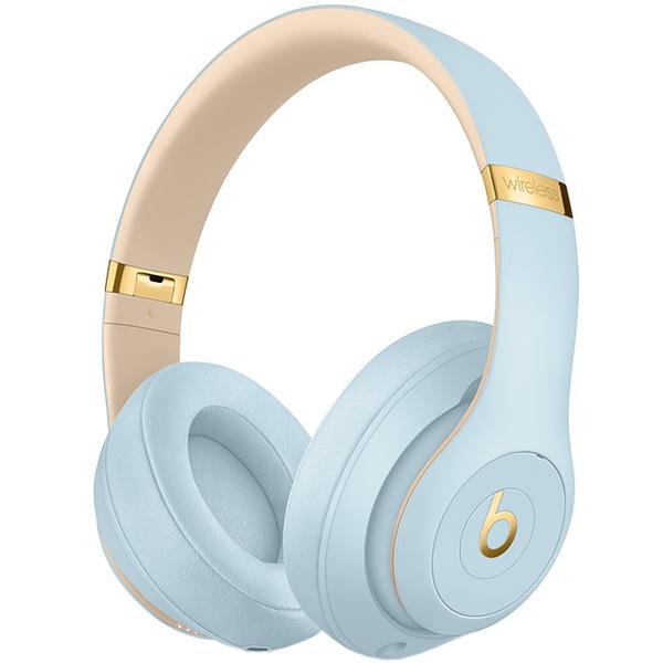 Наушники Bluetooth Beats — Studio3 Wireless Crystal Blue (MTU02EE/A)