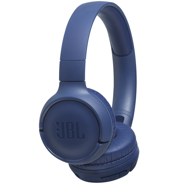 Наушники накладные Bluetooth JBL Tune 500BT Blue (JBLT500BTBLU)