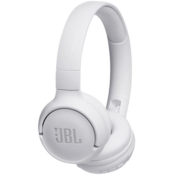 Наушники Bluetooth JBL — Tune 500BT White (JBLT500BTWHT)
