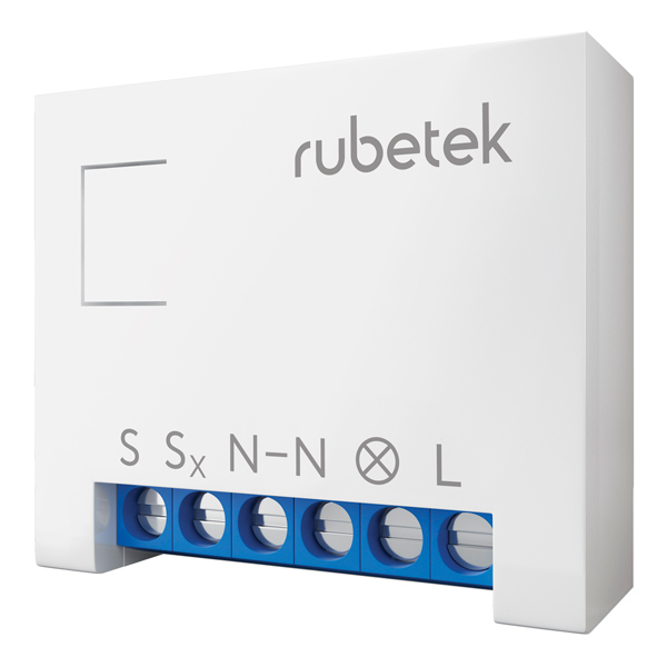 Управление умным домом Rubetek RE-3311 WiFi-реле