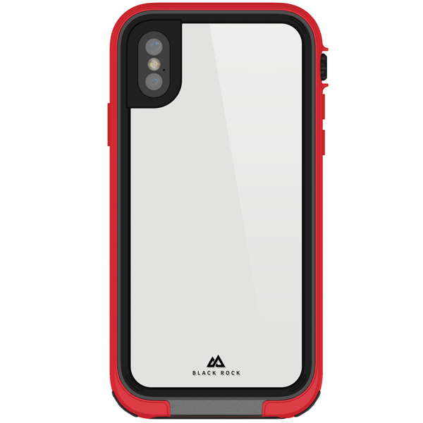 Чехол для iPhone Black Rock 360 Hero Case для iPhone XS красный