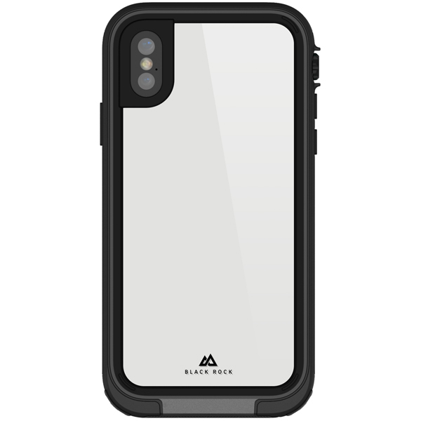 Чехол для iPhone Black Rock 360 Hero Case для iPhone XS Max черный