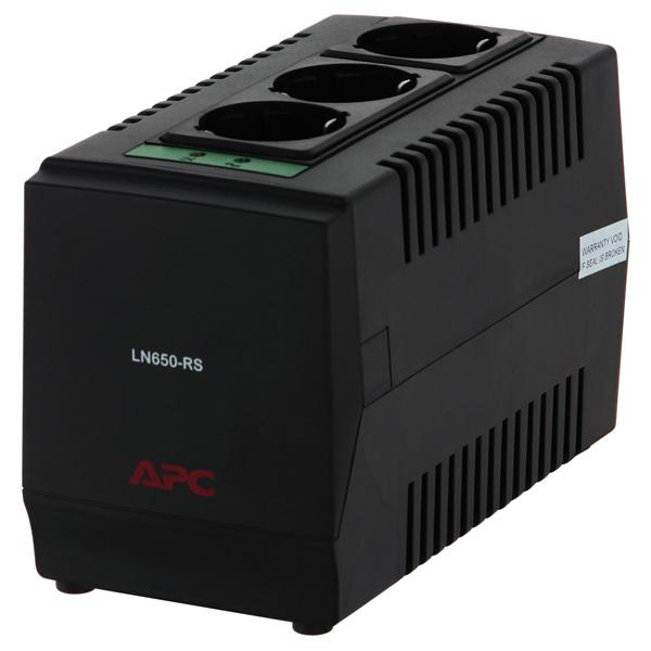 Стабилизатор напряжения APC LN650-RS