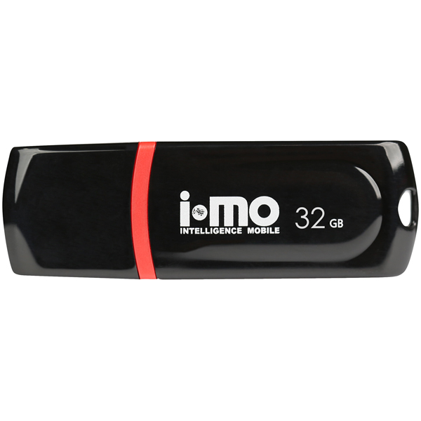 Флеш-диск IMO 32GB Paean Black