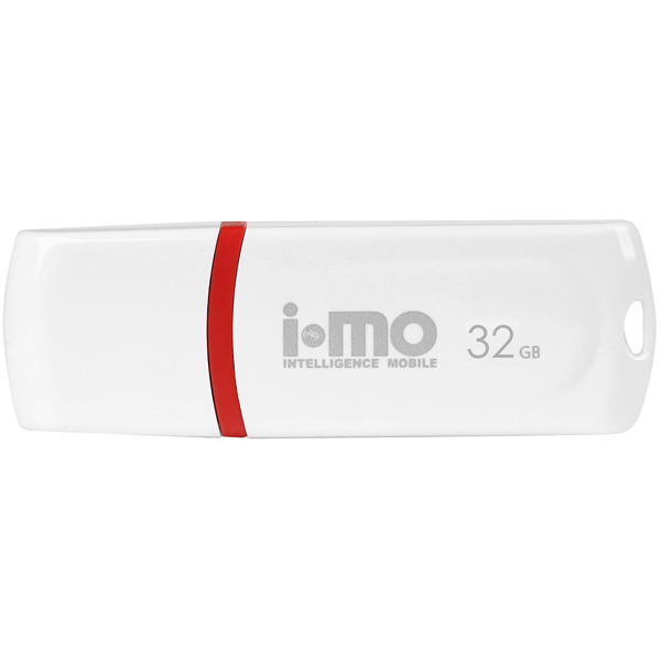 Флеш-диск IMO 32GB Paean White