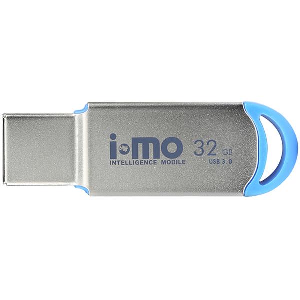 Флеш-диск IMO 32GB Summer Pro Blue синего цвета