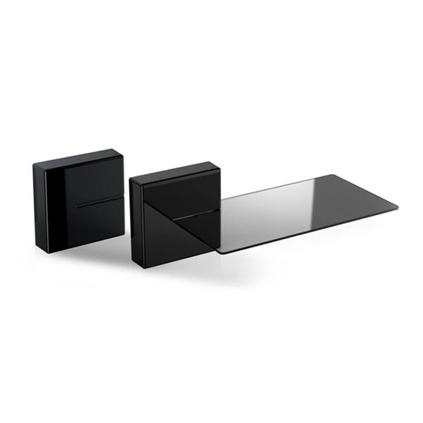 Модуль Meliconi Ghost Cubes Shelf Black (480521) черного цвета