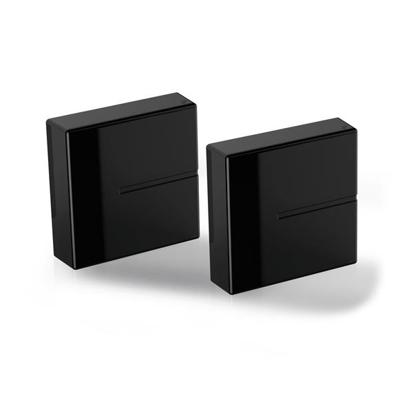Модуль Meliconi Ghost Cubes Cover Black (480524) черного цвета