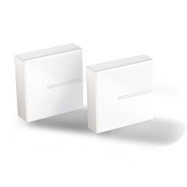 Модуль Meliconi Ghost Cubes Cover White (480525) белого цвета