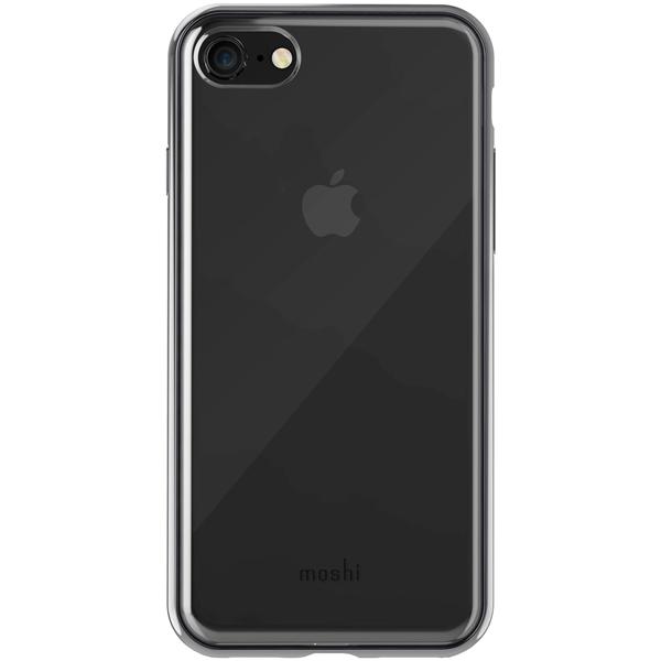 Чехол Moshi Vitros для iPhone 7/8 Clear Black фото