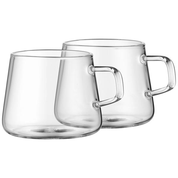 Набор кухонных принадлежностей WMF Кофейные чашки COFFEE TIME 2 шт. 0932492000