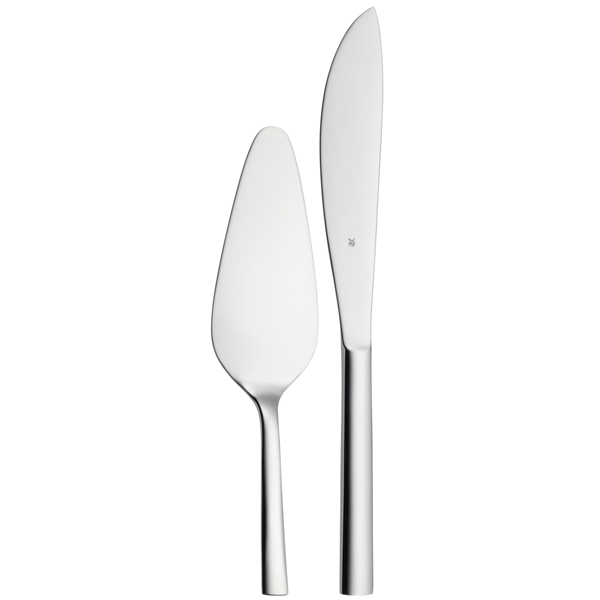 Столовый набор WMF NUOVA нож и лопатка 1291516040