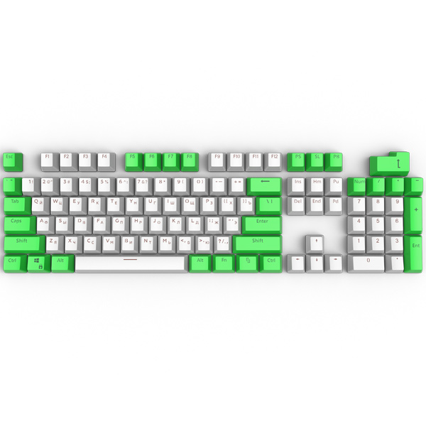Клавиши для клавиатуры Dark Project KS-19 (DP-KS-0019)