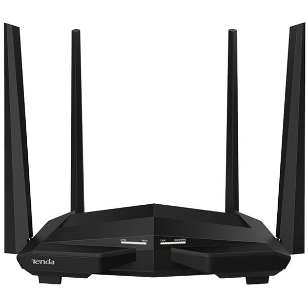 Wi-Fi роутер Tenda AC1200 - отзывы покупателей, владельцев в интернет магазине М.Видео - Уфа - Уфа