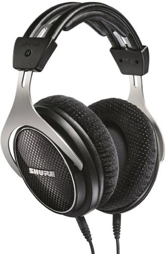 Наушники накладные Shure — SRH1540 Black