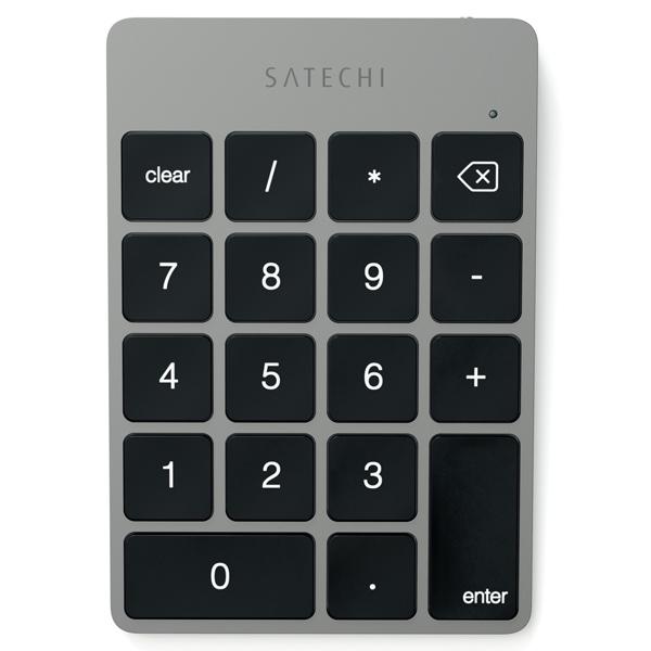 Клавиатура беспроводная Satechi Keypad Numpad (ST-SALKPM)