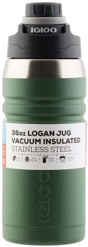 Термос Igloo Logan dark green 1л (00070261)