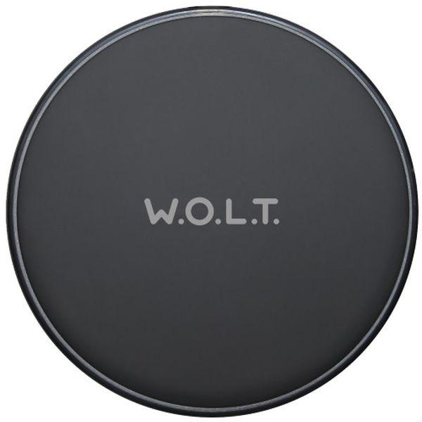 W.O.L.T. WHC-002 Black W.O.L.T. черного цвета